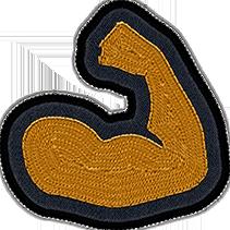 Skilled Badge Art