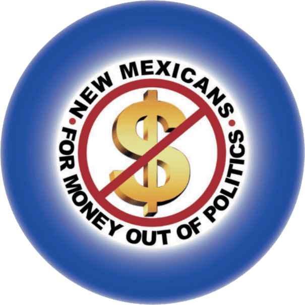 New Mexicans for Money Out of Politics Logo