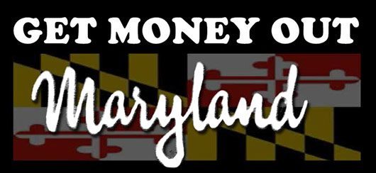 Get Money Out Maryland Logo