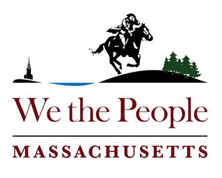 We The People Massachusetts Logo