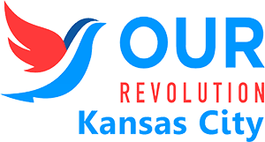 Our Revolution Kansas City Logo