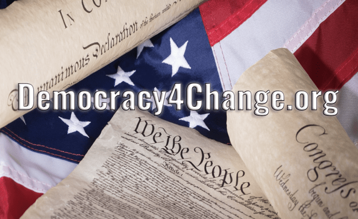 Democracy4Change.org Logo