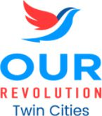 Our Revolution Twin Cities Logo